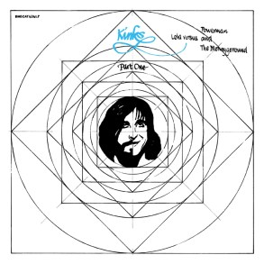 The Kinks - Lola Versus Powerman And The Moneygoround, Part One [CD Al –  Horizons Music