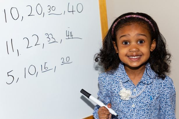 With an IQ Score of 140, 4-Year-Old Alannah George Becomes One of the – BOTWC