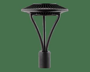 rab lighting led pole mount circular