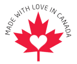 Image result for made in canada with love