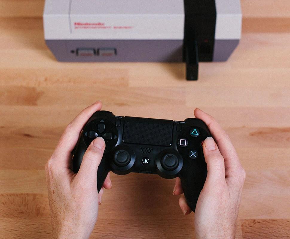 Retro Receiver: Para jugar en NES con Controles de WiiU