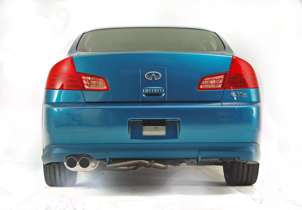 2003 2006 infiniti g35 sedan stainless