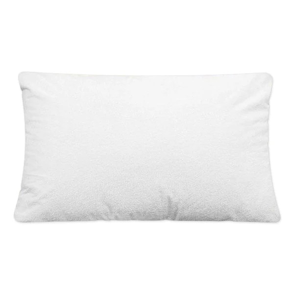 dry defender premium breathable zippered pillow cover waterproof