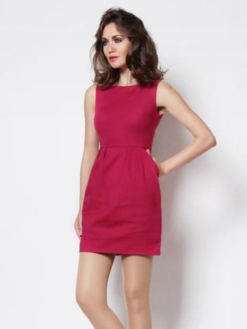 Everitt Work Dress Fuchsia *Backorder3*