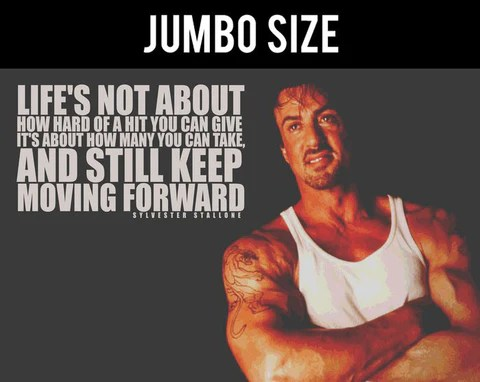 Sylvester Stallone Quotes QuotesGram