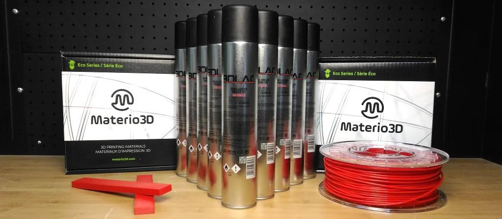 test d adhesif pour impression 3d