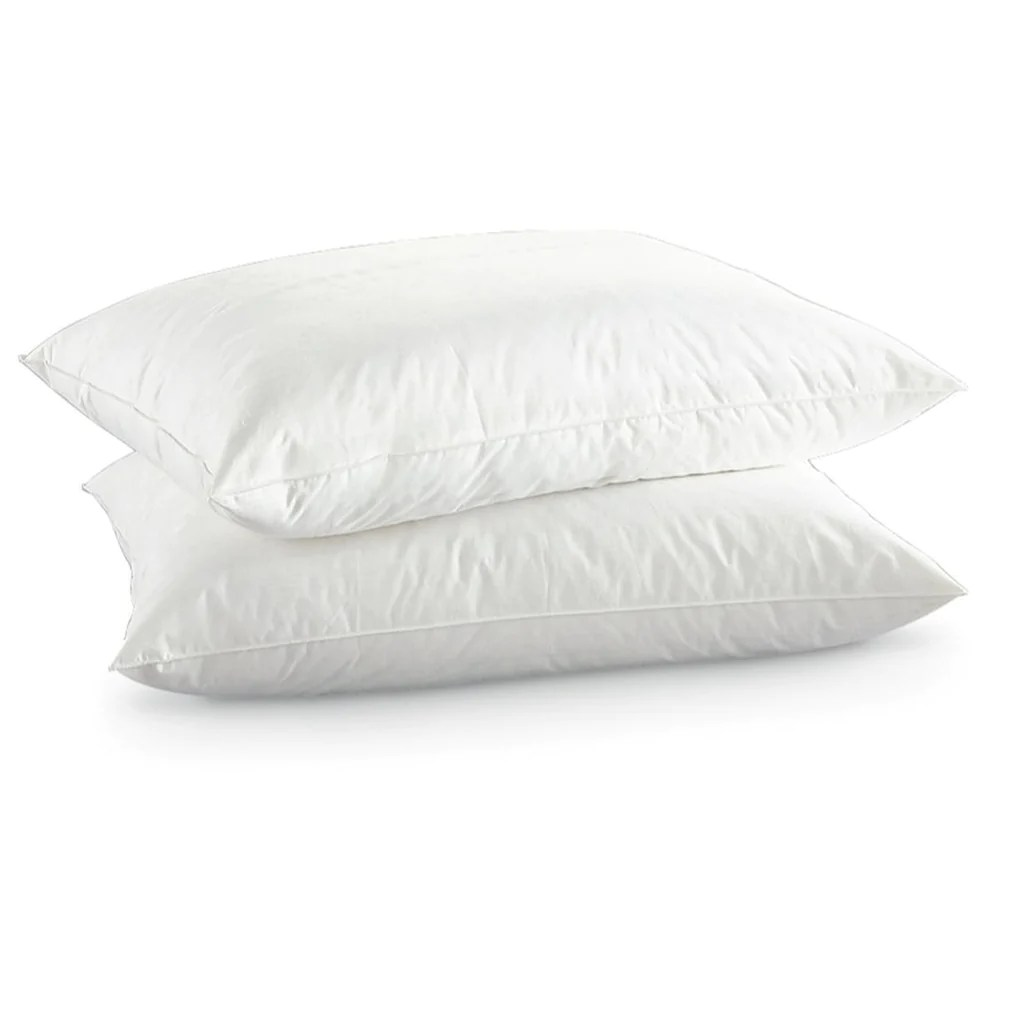 down feather pillow 20 80