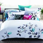 Buy Luxury Bed Sheet Set White Nature Collection Online In India Best Prices Free Shipping