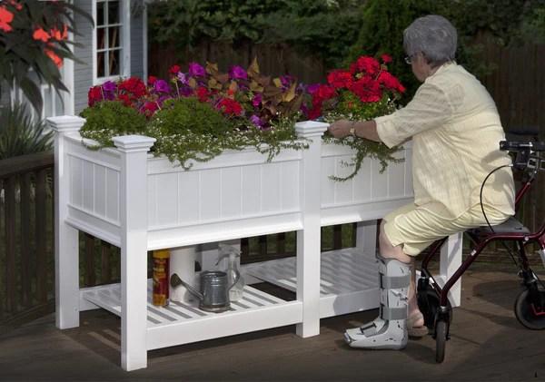 Cambridge Raised Garden Planter