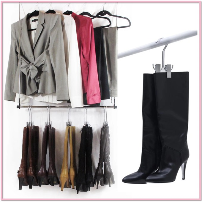 The Hanging Boot Rack™ - Boottique