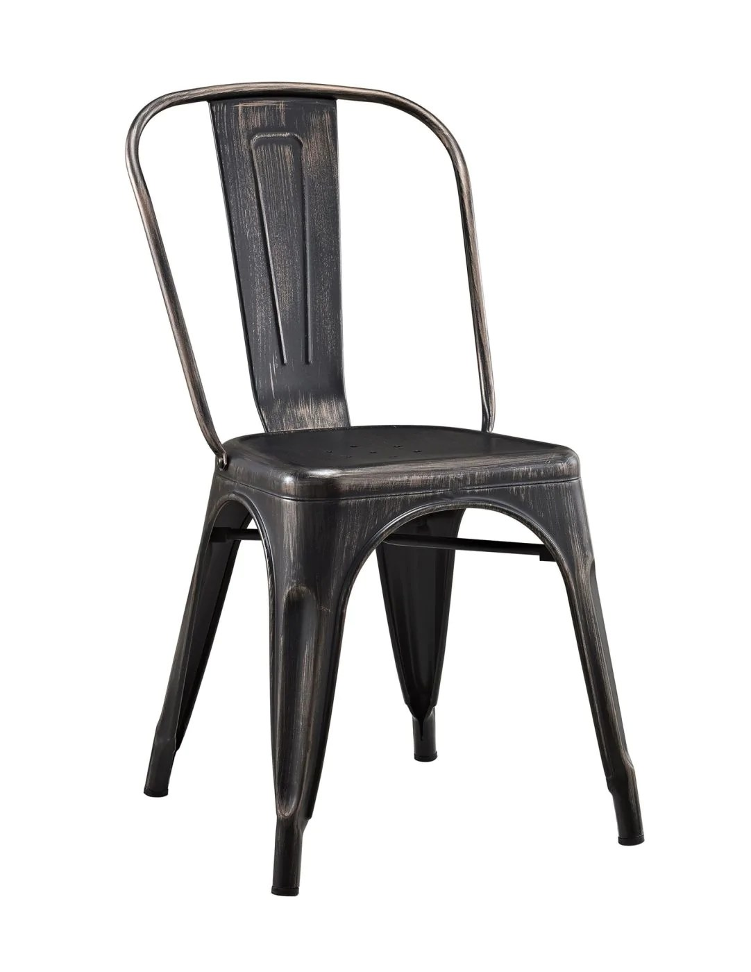 Black Metal Kitchen Chairs At Contemporary Furniture Warehouse