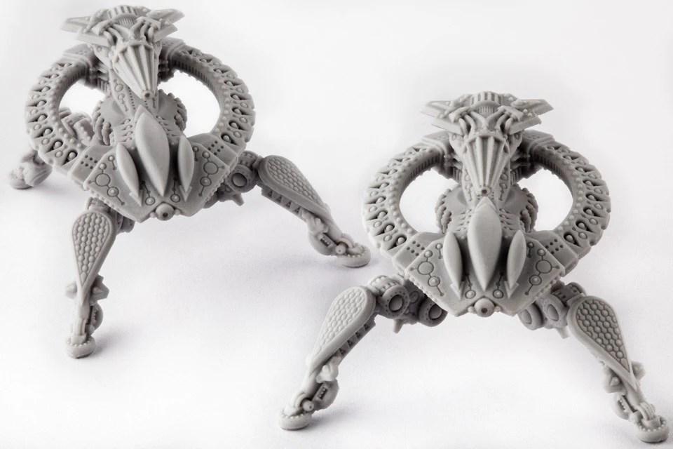 Shaltari Tarantula Walkers