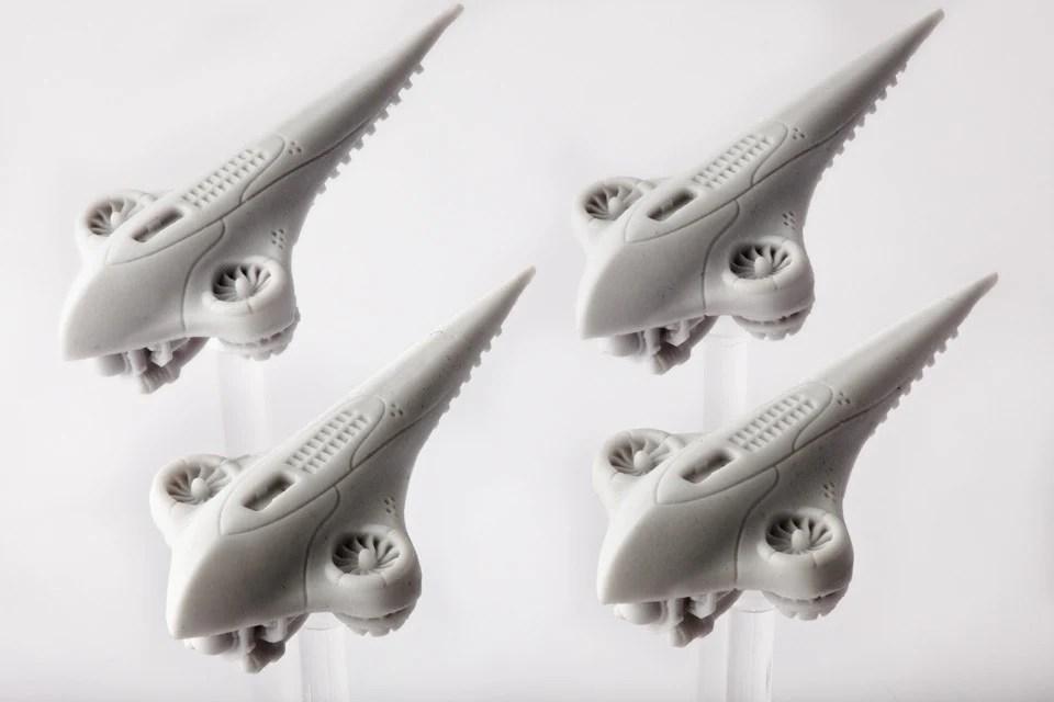 Mercury Drones