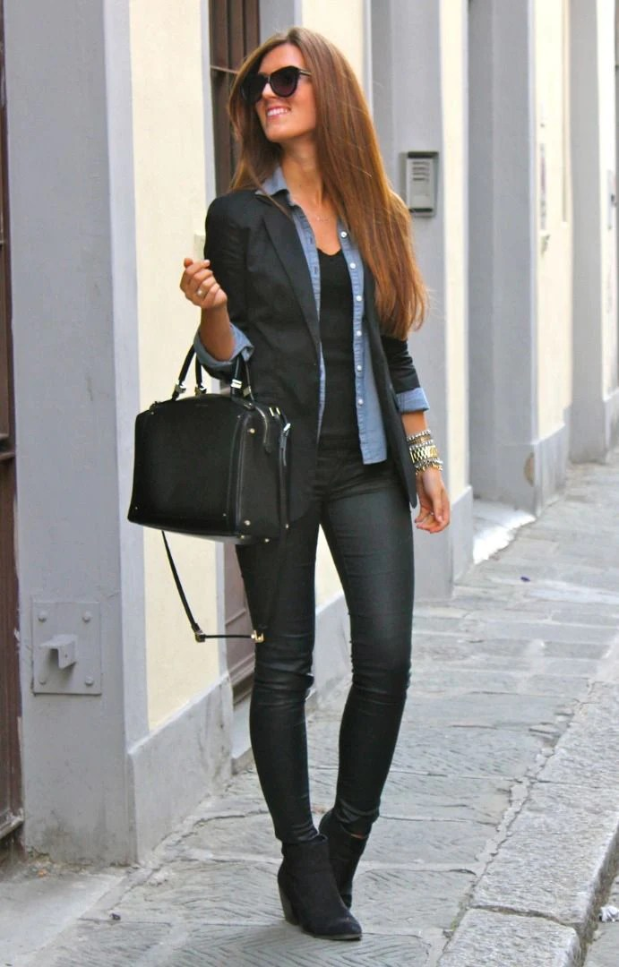 12 Business Casual Outfit Ideas (For Women) - LIFESTYLE BY PS