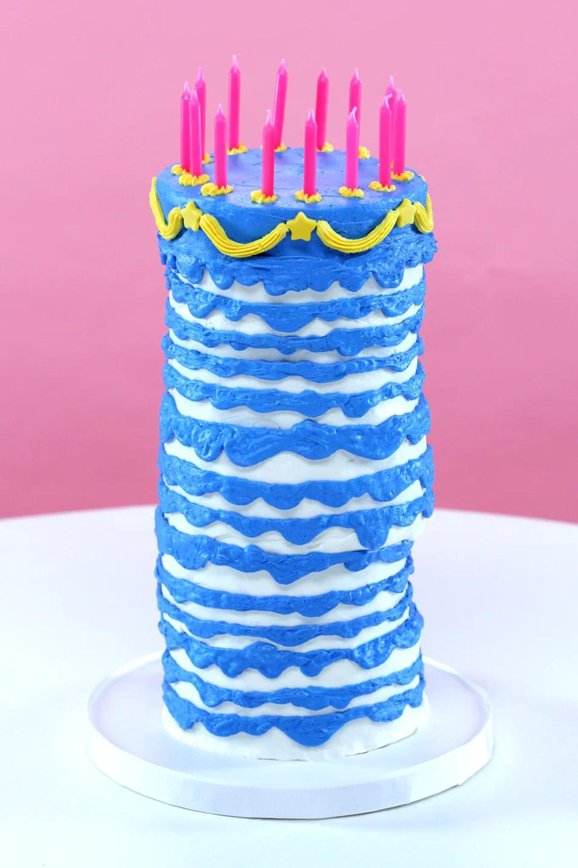 How To Make A Sleeping Beauty Cake Rosanna Pansino