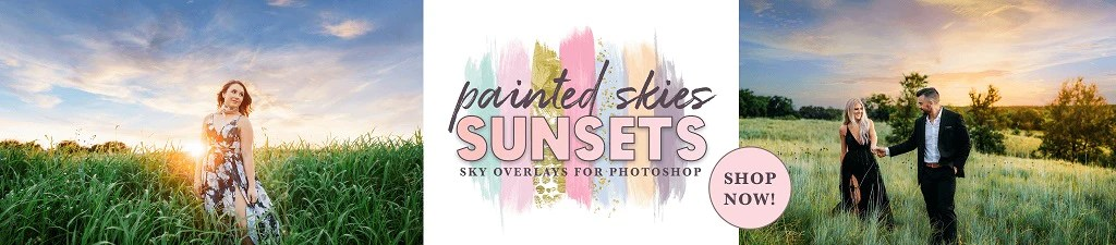 Painted Sky Overlays