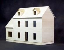 wood doll house kits
