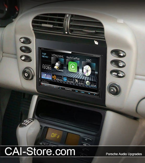 Porsche 911 & Boxster Double Din Radio Installation Parts Starting at – Car Audio Innovations