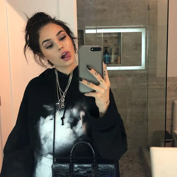 Maggie Lindemann And Vamps