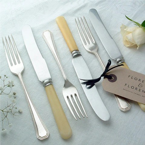 Mappin & Webb Knives and Forks