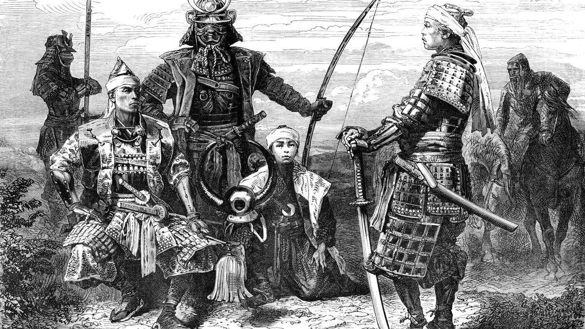 Yasuke: The African Samurai in Japan – Kintaro Publishing