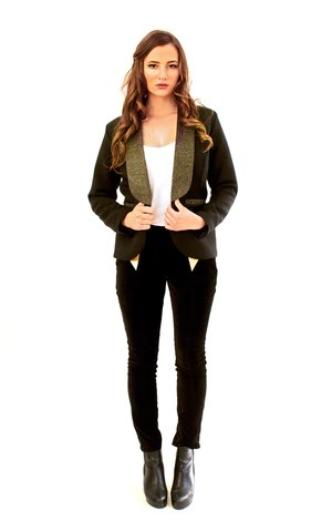 Papercut Patterns Bellatrix Blazer