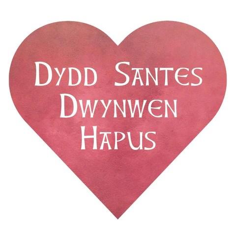 St Dwynwen Valentine The Welsh Gift Shop
