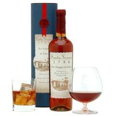 Santa Teresa Ron Antiguo De Solera 1796 Rum | De Wine Spot - Curated Whiskey, Small-Batch Wines and Sakes
