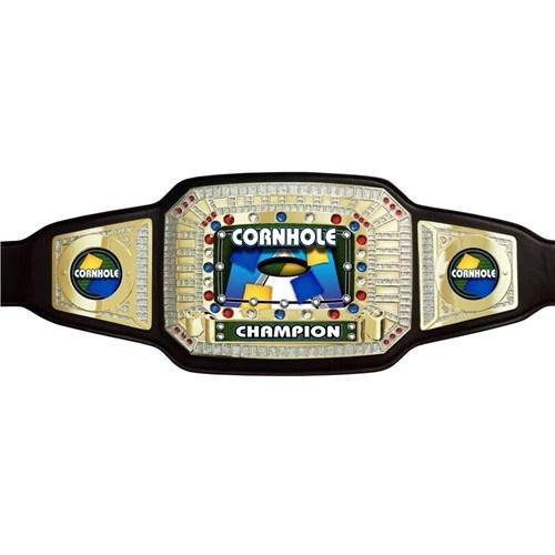Beer Pong Championship Belt