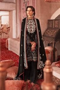 Cross Stitch Online Lace Ebony Nur Jahan Collection 2020