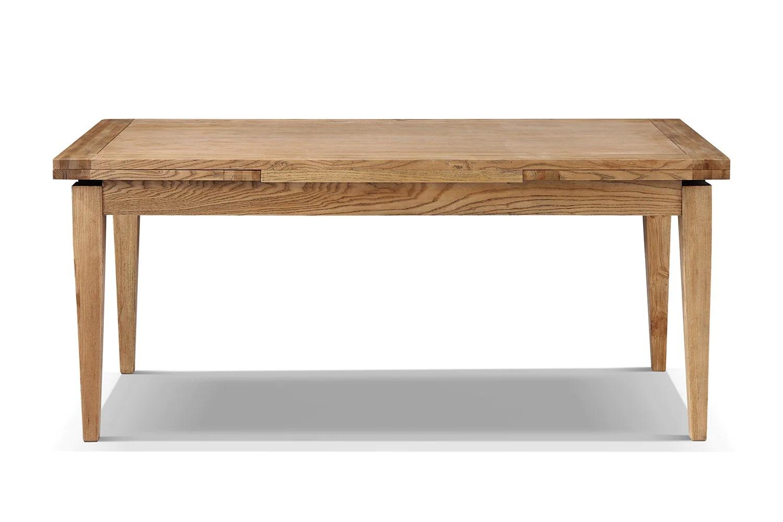 table a manger cottage en bois extensible