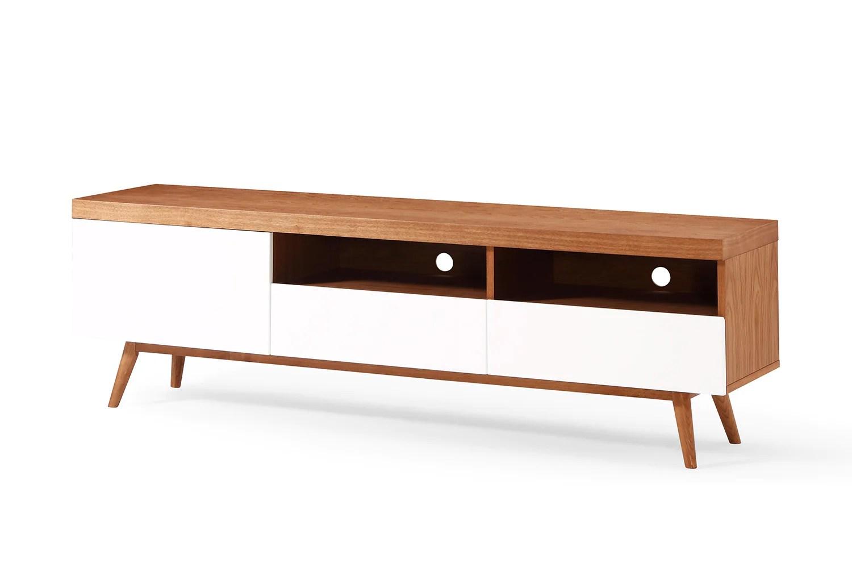 meuble tv vintage scandinave alv