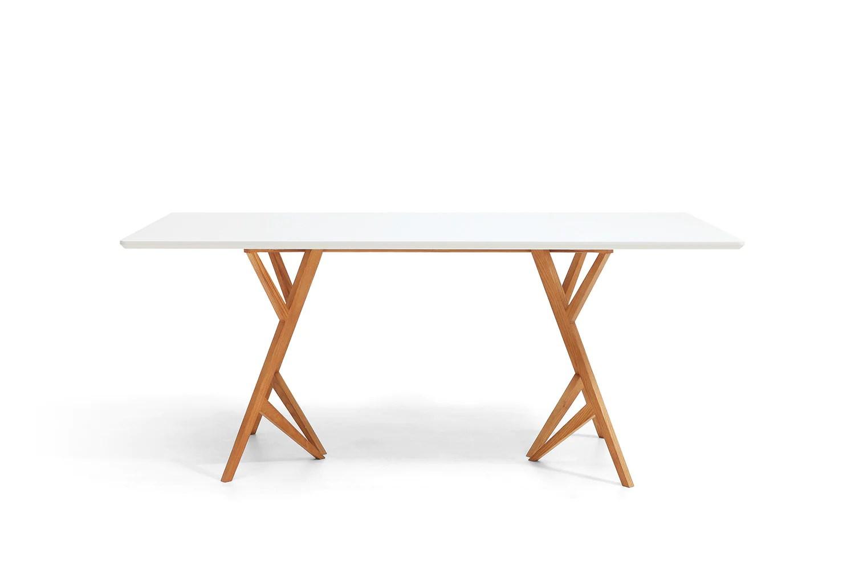 table de salle a manger design scandinave vispa