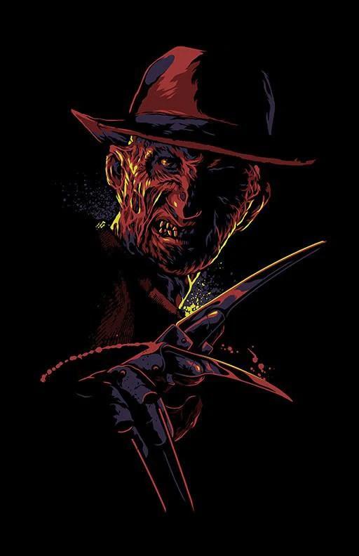 Freddy Krueger by Alexander Iaccarino