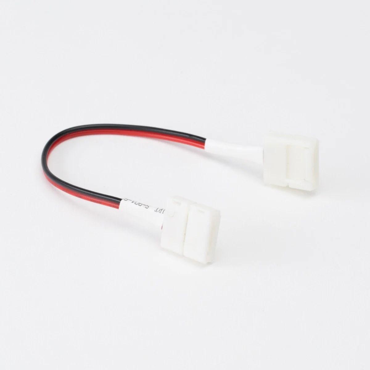 24v led strip lights led wire connectors single color