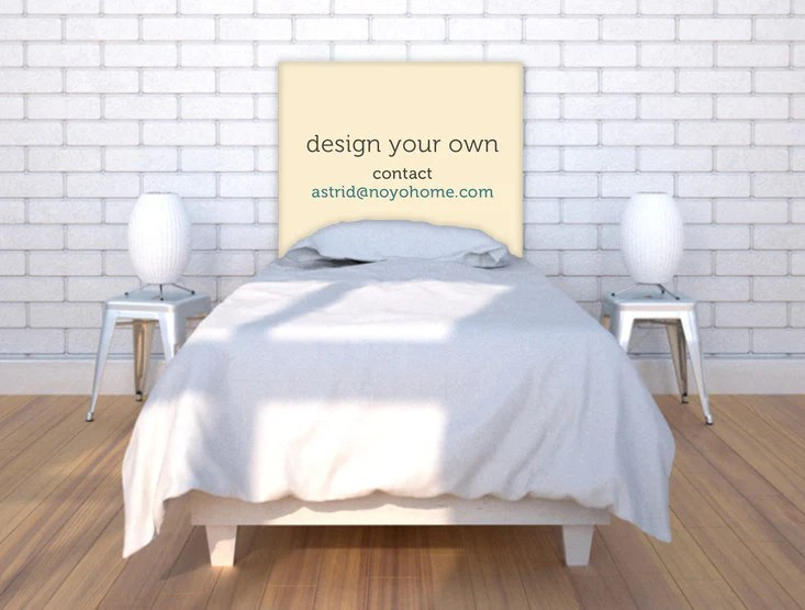 Design Your Own Headboard