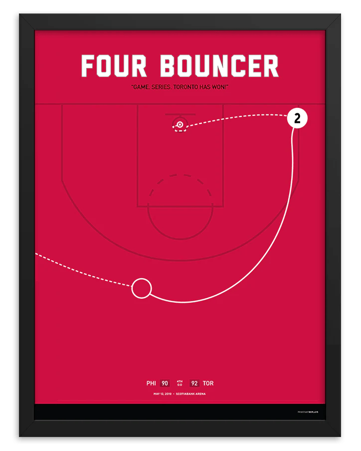 the four bouncer poster