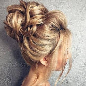 wedding hair up styles 2017