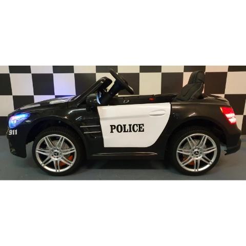 mercedes 500 sl amg police voiture enfant electrique 12 volts monoplace