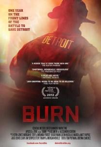 Burn (2012) poster