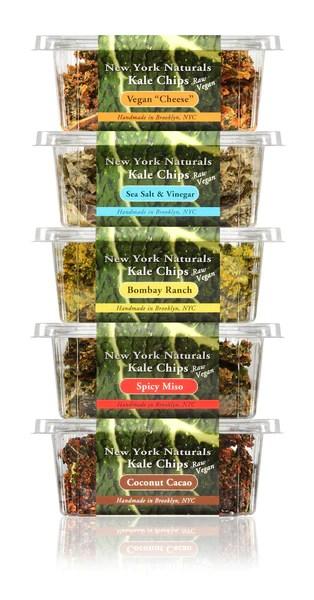 Kale Chips 3oz Variety