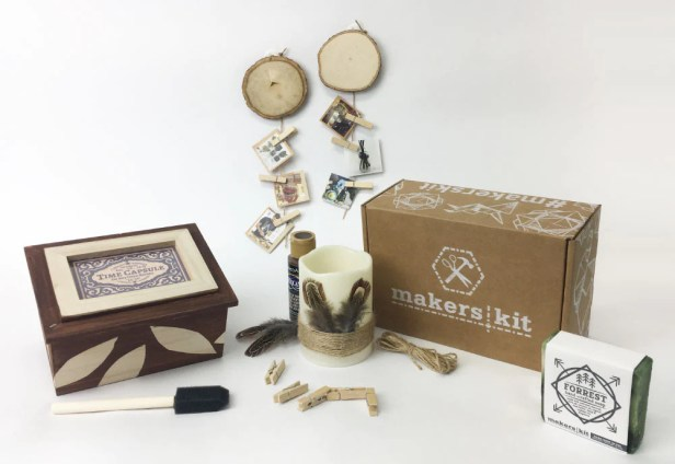 Wood box Kit