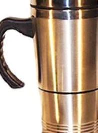 Hidden Coffee Mug Safe, Stainless