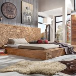 Buy Solid Wood Indiana Woodtree Bed Buy Bed Online In India Latest Bed Designs Collection Saraf Furniture