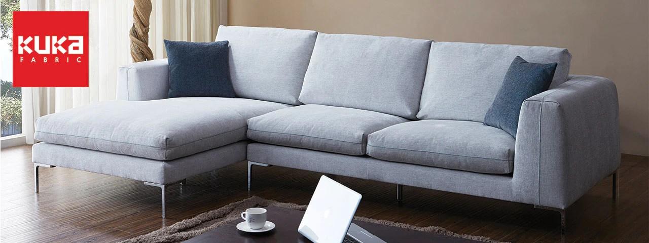 Kuka Fabric Sofas Modern Amp Scandinavian Designs Picket