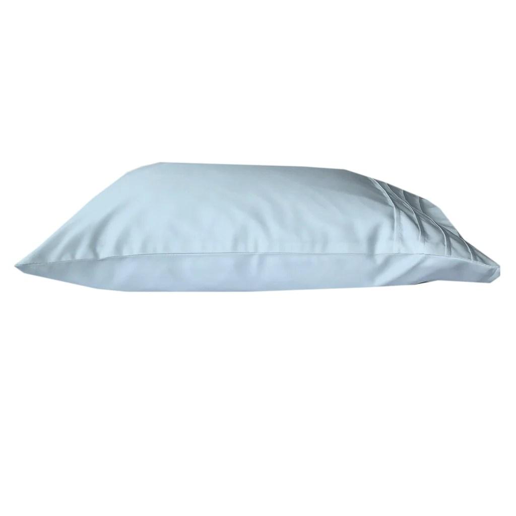 mini 14x20 kid size pure satin pillowcase luxe pillow