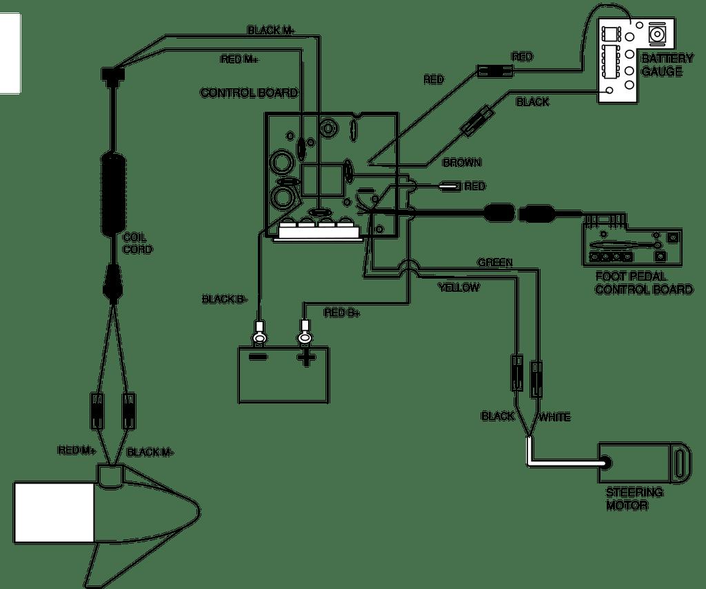 Minn Kota 12 Volt Power Drive Control Board 2304043 | Northland Marine