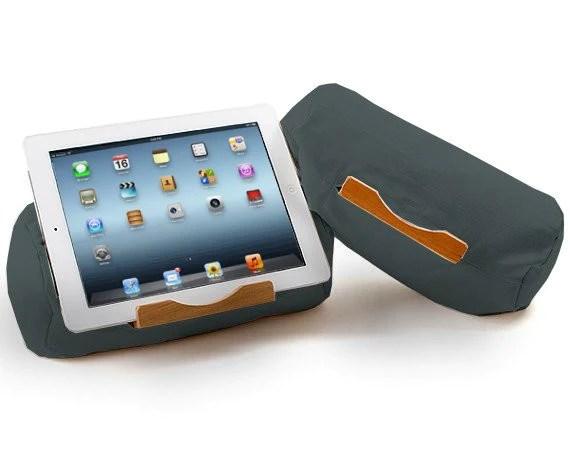 lap log soft ipad tablet stand
