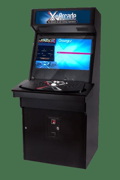 X Arcade Machine Cabinet