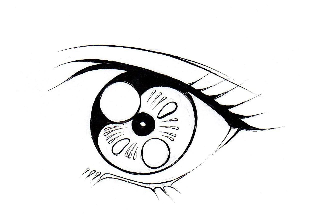 How To Draw Female Eyes Part 1 Manga University Campus